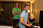Russell and Biz carbombs do not stop after getting kicked out - 2016-08-07